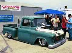 Vintage Chevrolet Truck