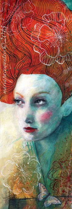 Maria Pace-Wynters | Mixed Media Artist