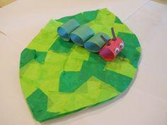 grade class, eggs, butterflies, the hungry caterpillar, art