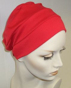 Hats with Heart 3-seam Turban (Red) for only $19.95