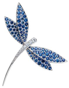 Van Cleef & Arpels Dragonfly clip