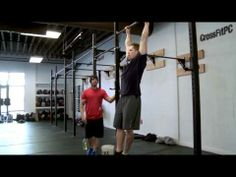 """CrossFit - """"Efficiency Tips: Knees To Elbows/Toes To Bar"""" with Chris Spealler"""