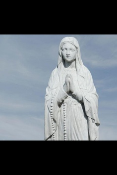Hail Mary, full of grace, the LORD is with you. Blessed are you among women, and blessed is the fruit of your womb, Jesus. Holy Mary, mother of God, pray for us sinners, now and at the hour of our death. Amen.