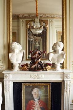 Timothy Corrigan Living Rooms