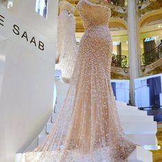 Lebanese designer Elie Saab