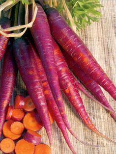 Cosmic Purple Carrots