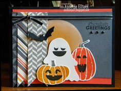 AEstamps a Latte...: SSC82: Ghoulish Greetings! Fall Fest SU!