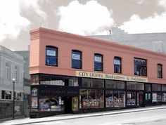 City Lights Bookstore in San Francisco, CA