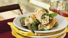 Roladki z nadzieniem serowo - sezamowym. Kuchnia Lidla - Lidl Polska. #lidl #grillfun #kurczak