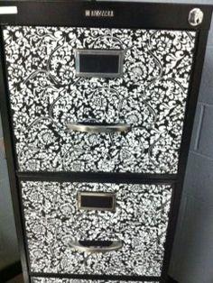 File cabinet redo