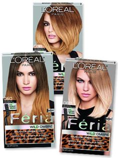 L'Oreal launches #DIY #ombre set. Would you try it? #hair