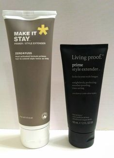 Make it Stay Hair Primer- Living Proof Prime dupe!