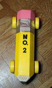 Super cool Pinewood Derby car ideas