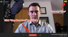 Want to double the size of your podcast audience? Here's how to create podcasts with Google Hangouts On Air and gain a live audience for your podcast.