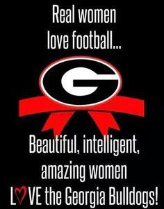 Real women love football..