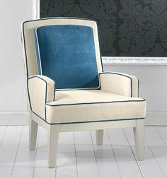 Poltrona Art Deco Chair