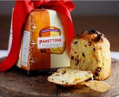 Buttery panettone....yum!