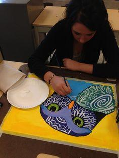 Art Teacher Blog - A Space to Create: June 2013