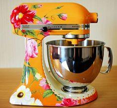 Viva o retrô!: Decoração: Cozinha Vintage