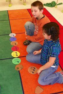 Mrs. King's Music Room caterpillar rhythm