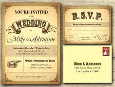 Invitaciones clasicas