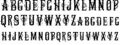 DecoCaps font by CybaPee Creations - FontSpace