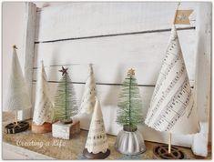 Cute DIY Mini Christmas Tree Ideas