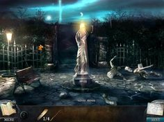 "Twin Moons is a hidden object adventure game, where players take on the role of a researcher with amnesia as he tries to uncover the mysteries of his past at the Twin Moons Institute. Through his/your journey you'll learn the secrets of immortality, the ""Half World"" and other creepy stuff."