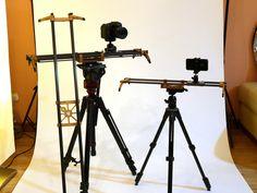 EXTRALITE G2 Camera Slider Family, from iPhone to HDSLR by Edward T Hardwick — Kickstarter
