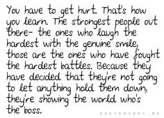 like a boss, word of wisdom, hurt, life, stay strong, truth, inspir, quot, live