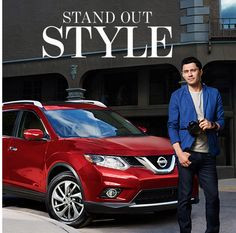 win *HOT* Enter to Win a 2014 Nissan Rogue and a $1,000 Amazon MyHabit Shopping Spree!