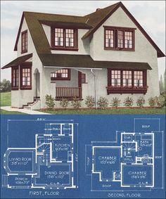 1921 American Homes