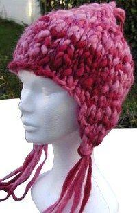 tuto bonnet péruvien tricot