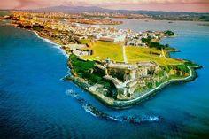 The El Morro fort in San Juan. Photo: Thinkstock