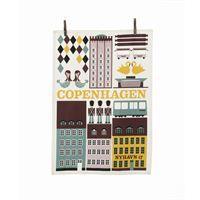 Copenhagen kitchen towel