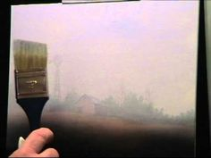 Wilson Bickford Misty Landscape Painting Techniques