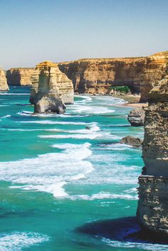 The Twelve Apostles, Australia  (by James Thorn)