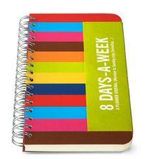 8 Days-A-Week Mini Planner