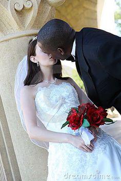 interraci coupl, beauti interraci, wedding couples