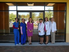Our medical team supporting breast #cancer awareness