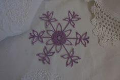 Butterfly Flake - free crochet pattern