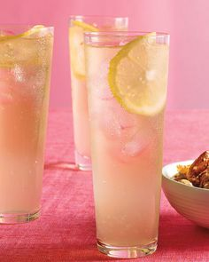 grapefruit wine spritzer
