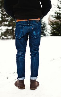 number 1 rule for guys, have at least one nice pair of denim.