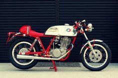 houses, bike, yamaha sr500, favorit motorcycl, classic motorcycl