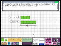 Singapore Math - Ratios Part 1
