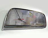 Thunderbird Tailight Wall Clock
