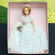 1964 Brenda Starr Teen Doll MIB Bride 930 Madame Alexander 12 Inch..