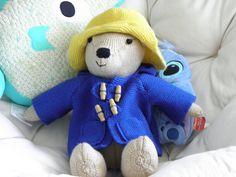 Stuffed toys on Pinterest | Darts, Paddington Bear and Shaun The Sheep