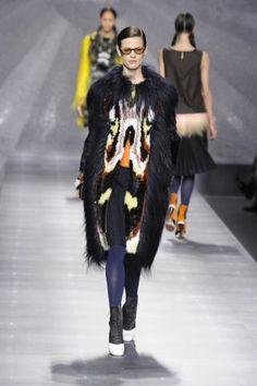 Fendi Fall 2012. #fashion