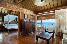 St Regis Resort, Bora Bora, French Polynesia - Google Search